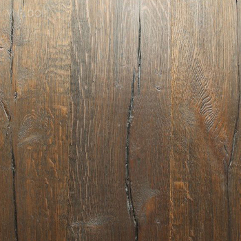 rustic distressed white oak wood flooring with crack tile - Distressed White Wood Flooring
