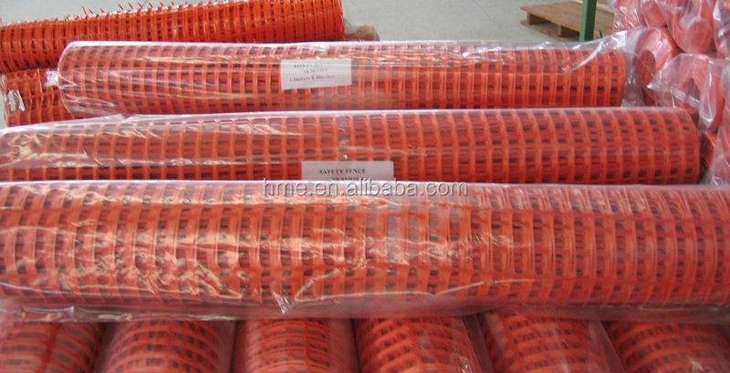 High Quality Plastic Warning Net/Safety Fence