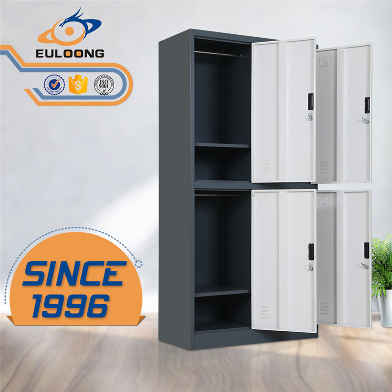 godrej steel almirah 4 door stainless steel wardrobe for sale