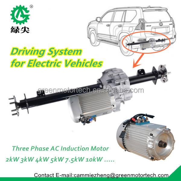Solar Powered Electric Motor Kit: Zonne-energie Race Auto Elektromotor Voor Verkopen-ac