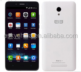 mobile phone new model MTK6732 64bit Quad Core 4G FDD LTE Elephone P6000