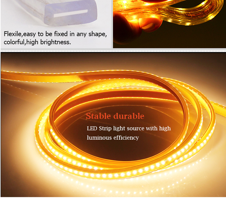 product-Leimove-Nice designed colorful 4000k led strip rgbw 5050 led strip-img-2