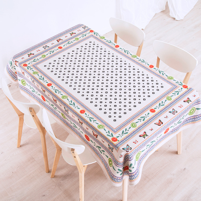 Beautiful Vintage Hand-Embroidered Tablecloth FOR SALE • $88.00 • See  Photos! Money Back