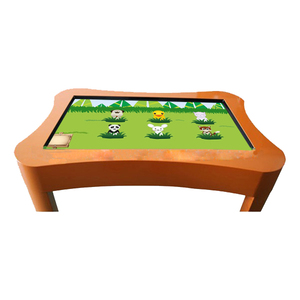 42 inch Coffee Table in one PC touch screen smart TV for children to play games