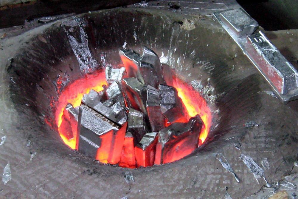 Как можно плавить сталь своими руками фото