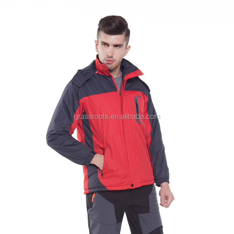 OEM hot koop training center Softshell Jas Mannen Outdoor Waterdichte jassen