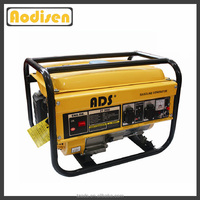 220V 4 stroke home use single phase ac output silent OHV new model generator with avr