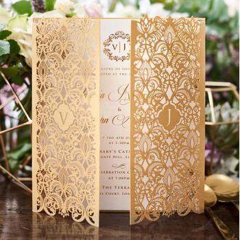 Luxury Wedding Invitations.Hot Selling Luxury Wedding Invitation Cards Models View Wedding Invitation Cards Models Dp Product Details From Yiwu Dp Art Craft Factory On