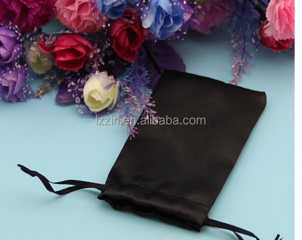 <strong>black</strong>/pink/white/ satin boutique royalhair package bags