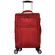 Hot sale promotional elegant travel luggage sets soft trolley luggage bag travelling suitcase