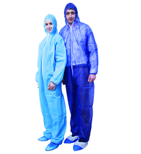 Disposable PP Nonwoven Coverall Summer Coverall