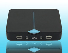 Low Cost android arm A9 Quad Core Mini PC Dual Ethernet Nic Thin Client X86 Nano Personal Desktop Computer