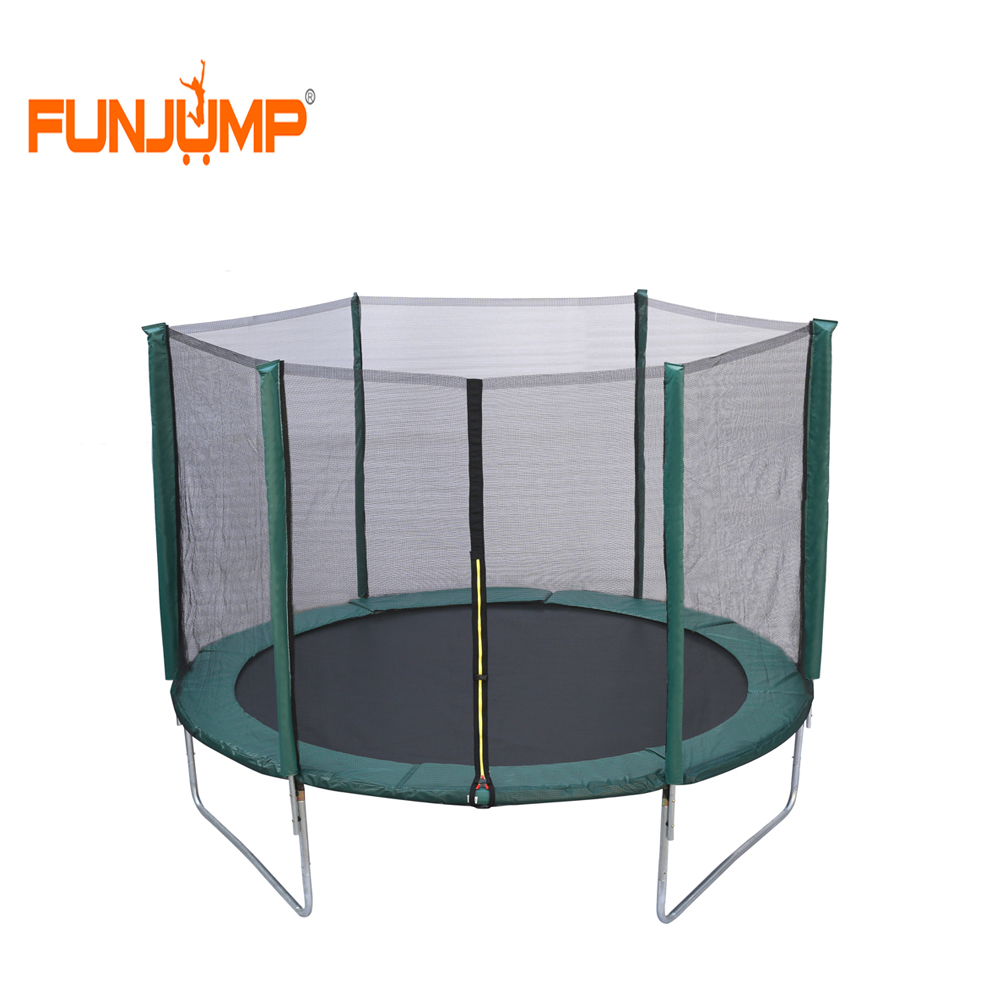 Funjump top venda 10ft trampolim dobrável