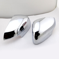 plastic products mould abs chrome plating side rear view door wing mirror cover trim for Jaguar x type X-type 2008+