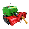 Hot sale walking round type hay baler machine