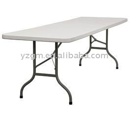 Molding Plastic Table For Outdoor Furniture