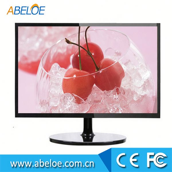 "19.5 inch LED Display1600X900 250cd/m2 VGA Port 19.5"" Inch Flat Screen Led Monitor"
