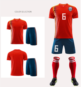 OEM Price World Cup Soccer Uniform Football Jersey