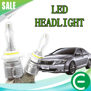 China suppliers used cars 40W 4800LM bulb super bright led head lamp crees vehicle headlight