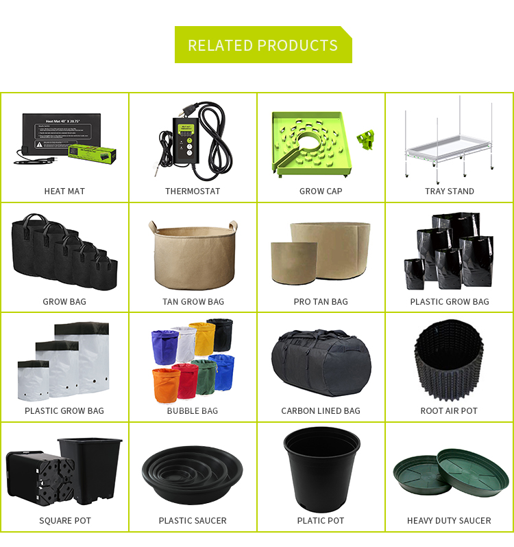 Hydroponics Activated Carbon Filter