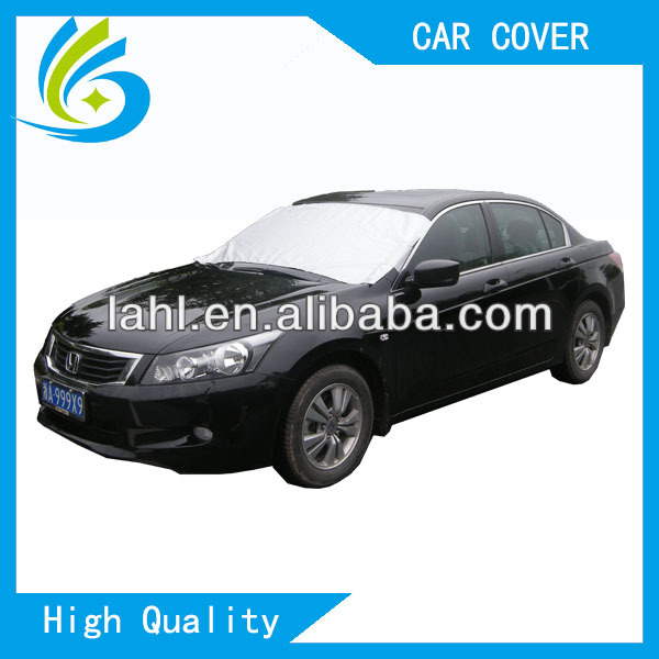 UV resistance Fits Full Size car windshield cover