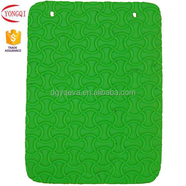 Multifunctional eva slipper sheet  rubber foam for wholesales