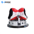 2 seat robot 5 d 7d 9d vr cinema virtual reality egg vr games simulator