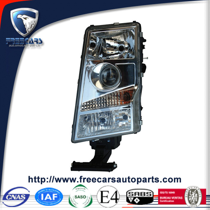 High quality head lamp brightest head lamp for Volvo parts 20861583/20360898/21001663/20713720/20763994 LH