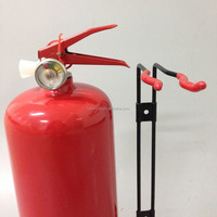 2Kg Dry Chemical Powder BC20% Fire Extinguisher with Black +red Bracket