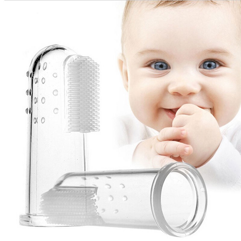 Silicon Chewable Toothbrush Teeth Massager For Baby Various Colours UK Supplier