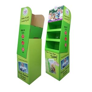 paper display pop up cardboard display Guangdong factory OEM/ODM Available