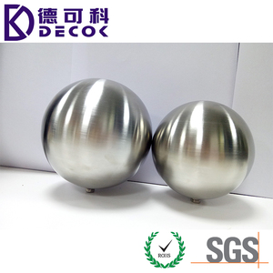 Sphere decorative ball spherical metal ball