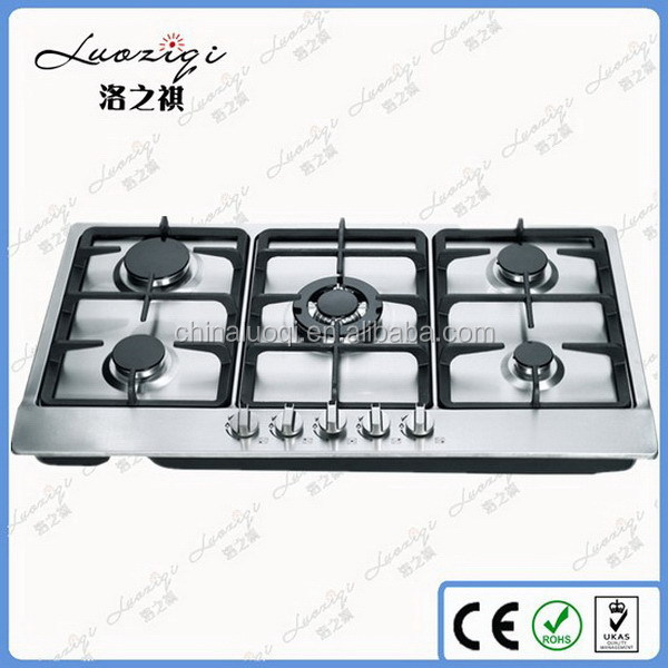 Alibaba China Oem Cabinet Gas Stove Pan Support Supplier