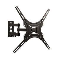 360 Degree swivel rotating motorized tv wall mount support