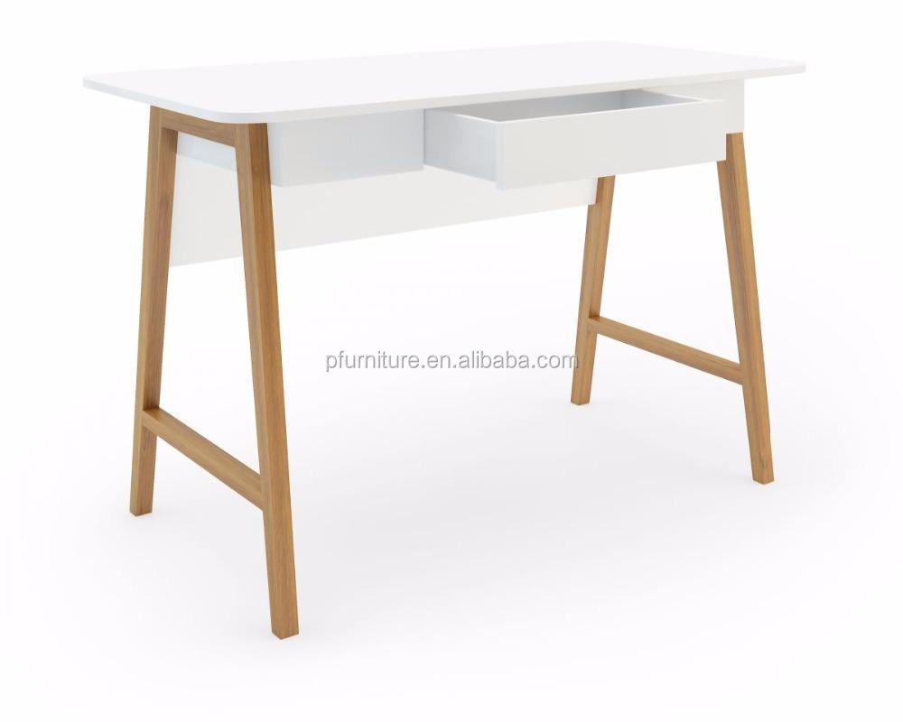 wei holz schreibtisch mit schubladen liva schreibtisch holztisch produkt id 60522738381 german. Black Bedroom Furniture Sets. Home Design Ideas