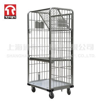 Torin SWK1029 trolley logistic carts rolling cage cart warehouse car roll cage