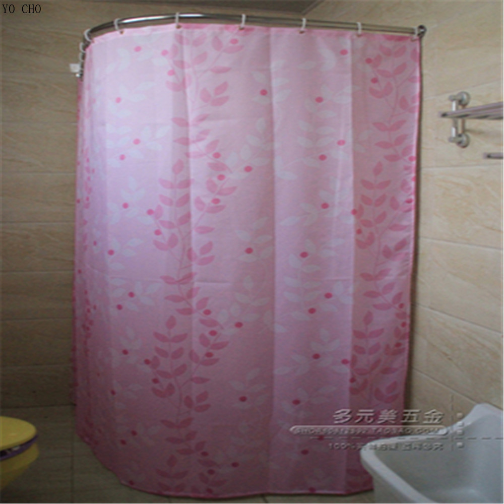 Grossiste rideau de douche tissu rose-Acheter les meilleurs rideau ...