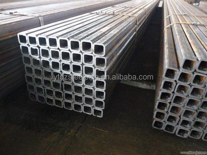 YOUFA steel tube gi hollow steel tube square and rectangular steel tube