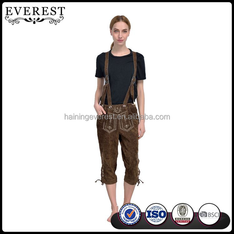 German Bavarian Leather Pants Bestselling Leather Pants Woman