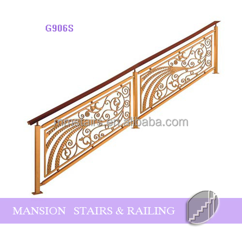 High Quality Aluminium Railings For Outdoor Stairs   Buy Aluminum Railings  For Outdoor Stairs Product On Alibaba.com