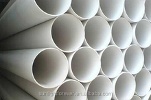 200mm Large Diameter PVC Water Pipe Price