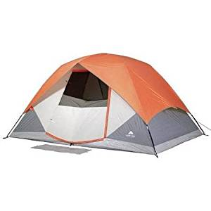 225 & Buy Ozark Trail WT161208 Dome Tent Sleeps 6 Person 12 x 8 With ...
