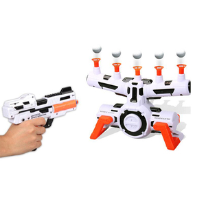 Children toys hover flying ball indoor target shooting game with music