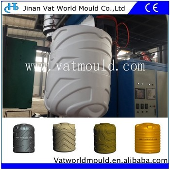 Automatic Plastic Hdpe Water Tank Drum Making Machine