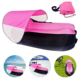2017 Fashion Camping Equipment Portable hangout laybag bed air bag,inflatable beach sun lounger