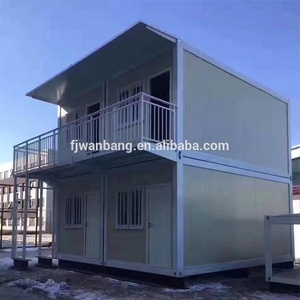 WANBANG Low Cost Modular Container House Temporary Housing