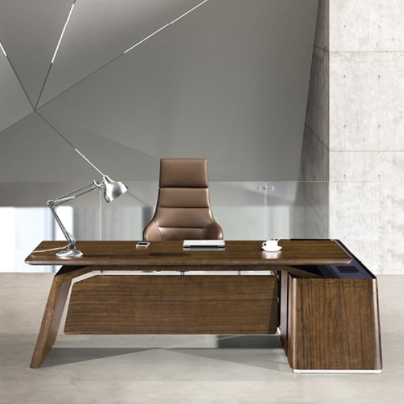New Pattern Wooden Office Table Design Desk Modern Manager Executive Furniture Designs Tables