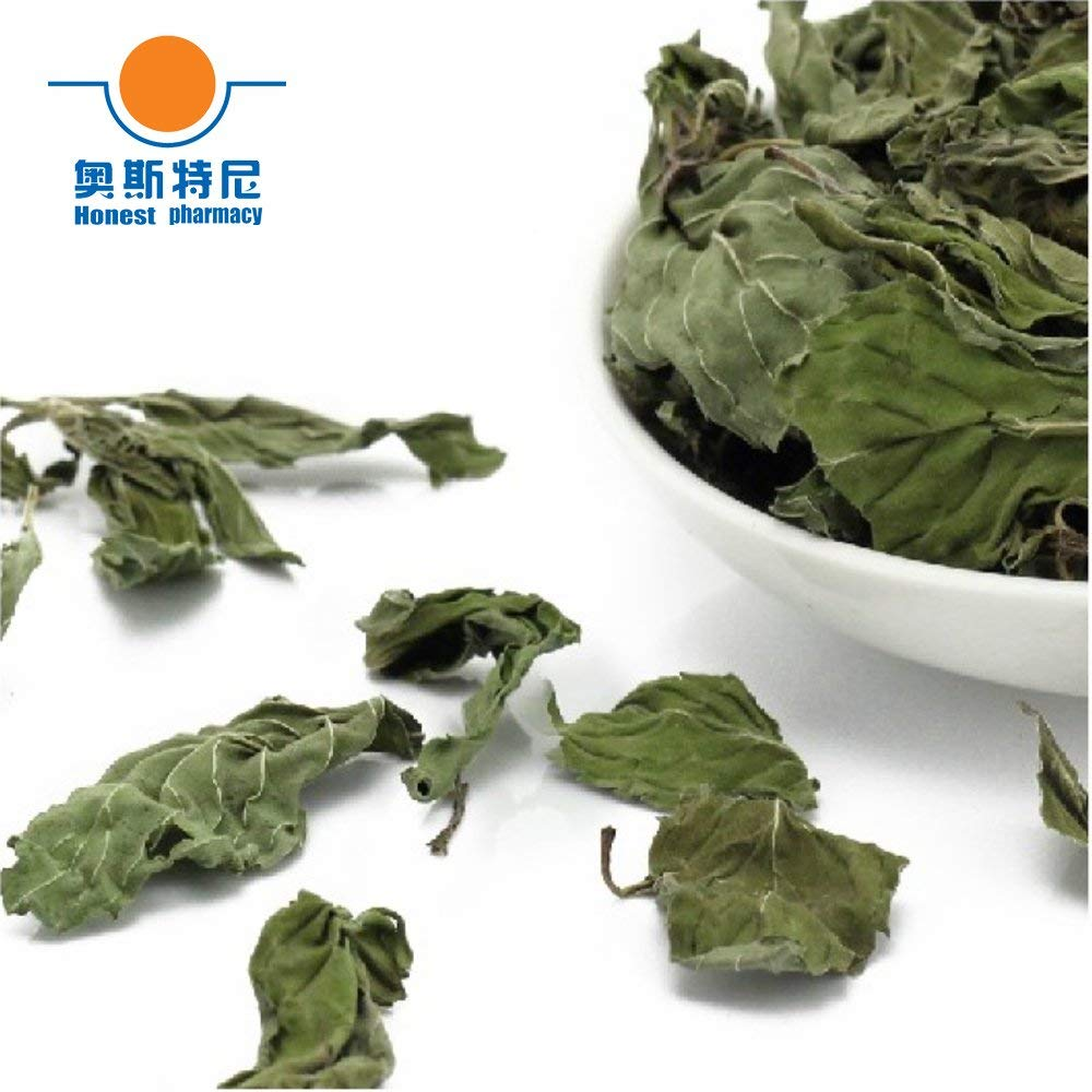 CHIY-GBC Ltd Chinese tasty snack, tea ceremony 200g 2 bags organic dried mint leaves tea