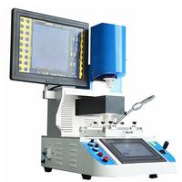 Professional mobile rework BGA WDS-700 micro IC chips repair machine With mcgs touch screen