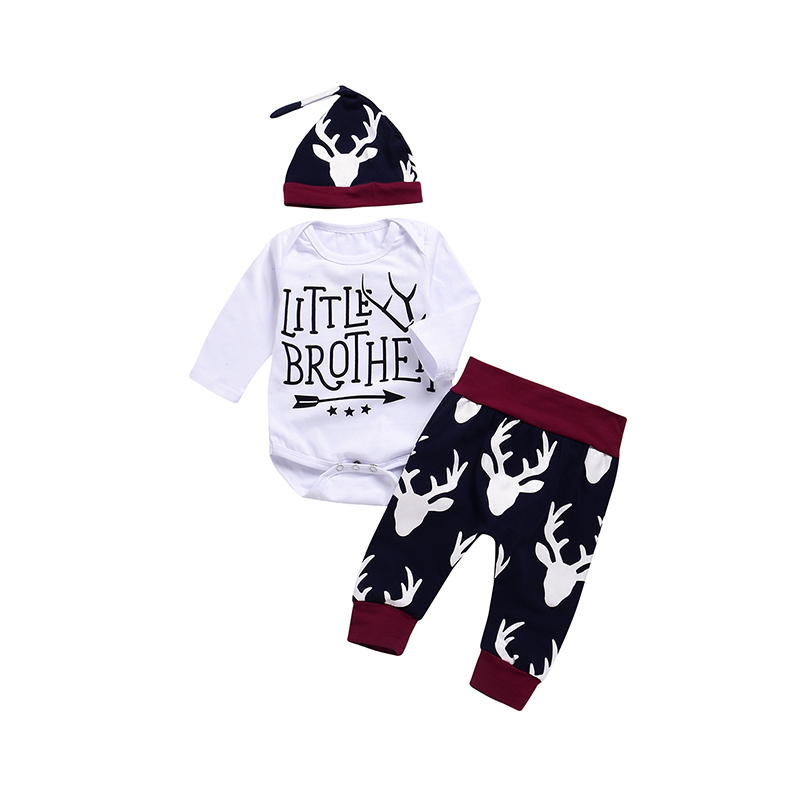 Toddler <strong>Baby</strong> clothing <strong>set</strong> <strong>New</strong> Bron <strong>Gift</strong> Casual Comfort romper Clothing <strong>Sets</strong>